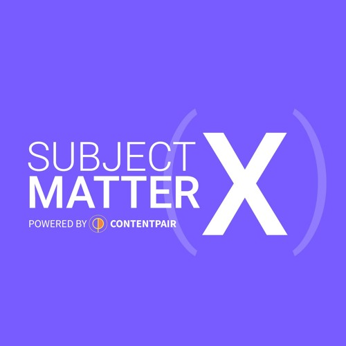 Subject Matter X's avatar