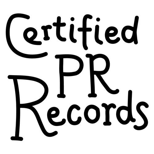 Certified PR Records's avatar