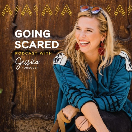 The Going Scared Podcast with Jessica Honegger's avatar