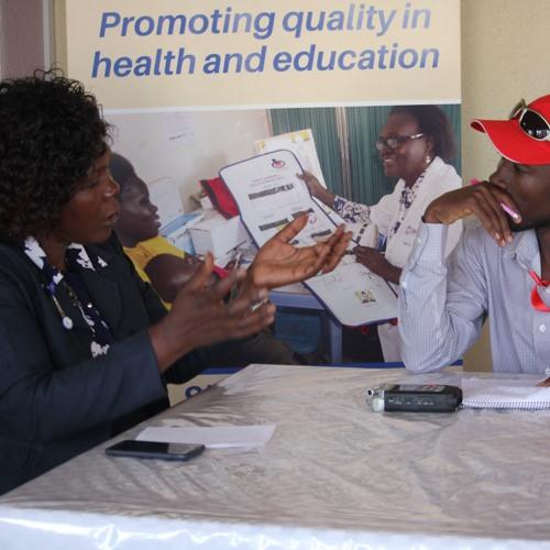 Dr. Mercy Onsando On The Program