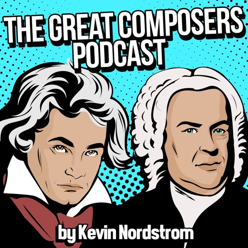The Great Composers Podcast, classical music's avatar