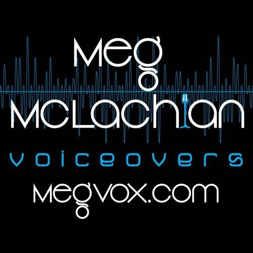 Meg McLachlan Voiceovers's avatar