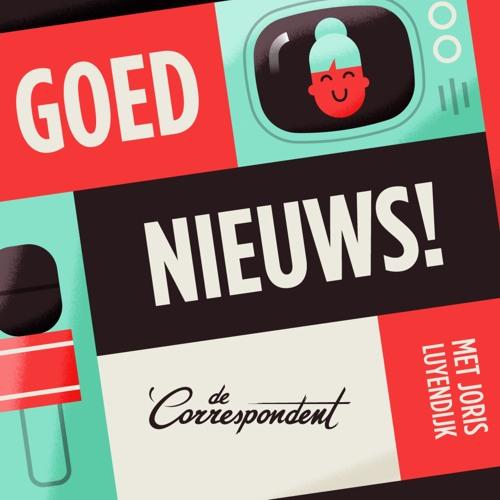 Goed nieuws met Joris Luyendijk's avatar