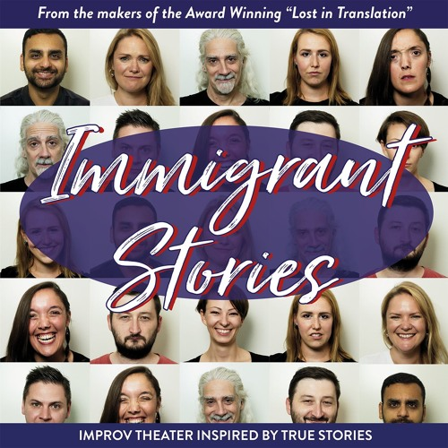 Immigrant Stories's avatar