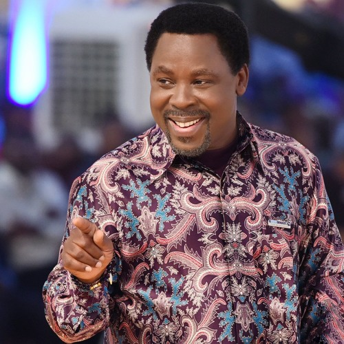 TB Joshua At The Altar- 4 August 2019 by SCOAN and Emmanuel TV