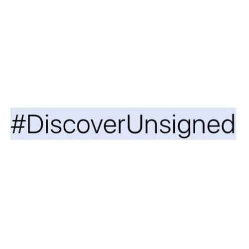 #DiscoverUnsigned Radio's avatar
