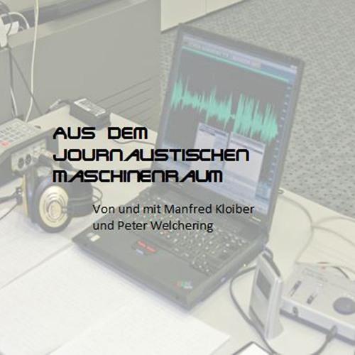 Aus dem journalistischen Maschinenraum's avatar