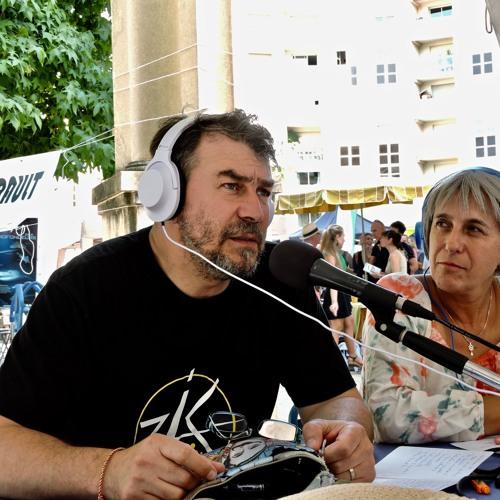 ITW Radio Clapas, L'Instant Culture: Zik Occ et Monica Zerbib, 15/02/2019