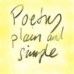 Poetry: plain and simple