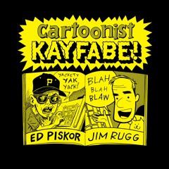 Cartoonist Kayfabe