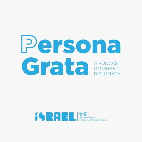 Persona Grata - A Podcast on Israeli Diplomacy's avatar