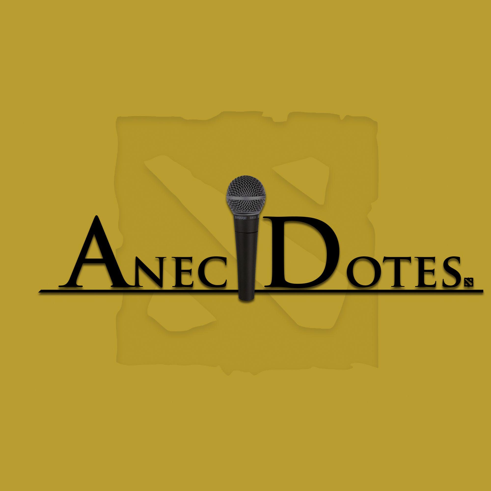 AnecDotes Season 2 Episode 3 - The One About Taking Breaks
