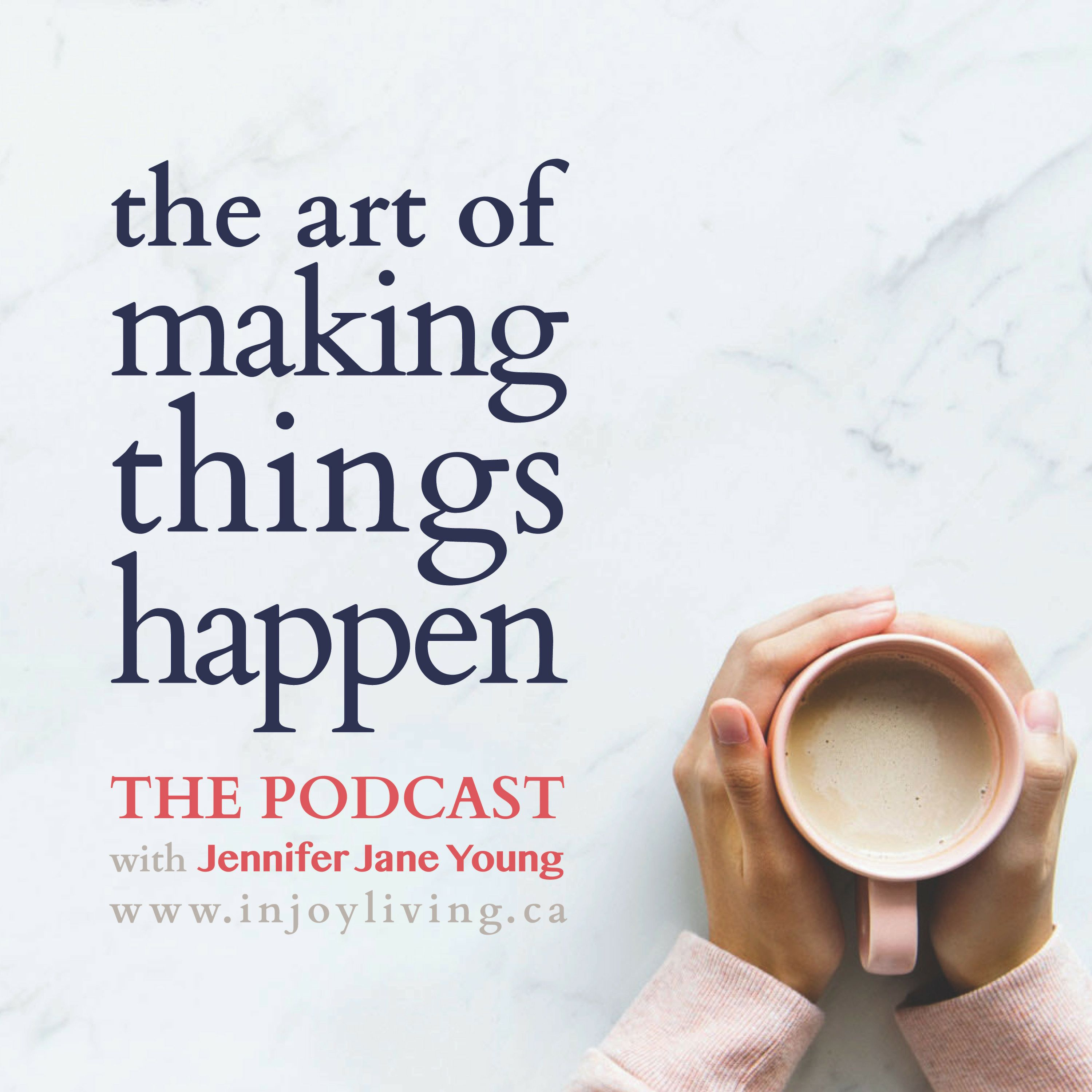 THE ART OF MAKING THINGS HAPPEN