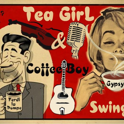 Tea Girl & Coffee Boy's avatar