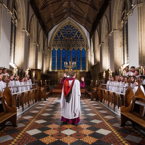 Homily given by The Revd Dr Will Lamb, 30 May 2019