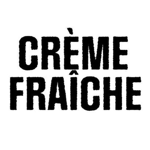 Crème Fraîche's avatar