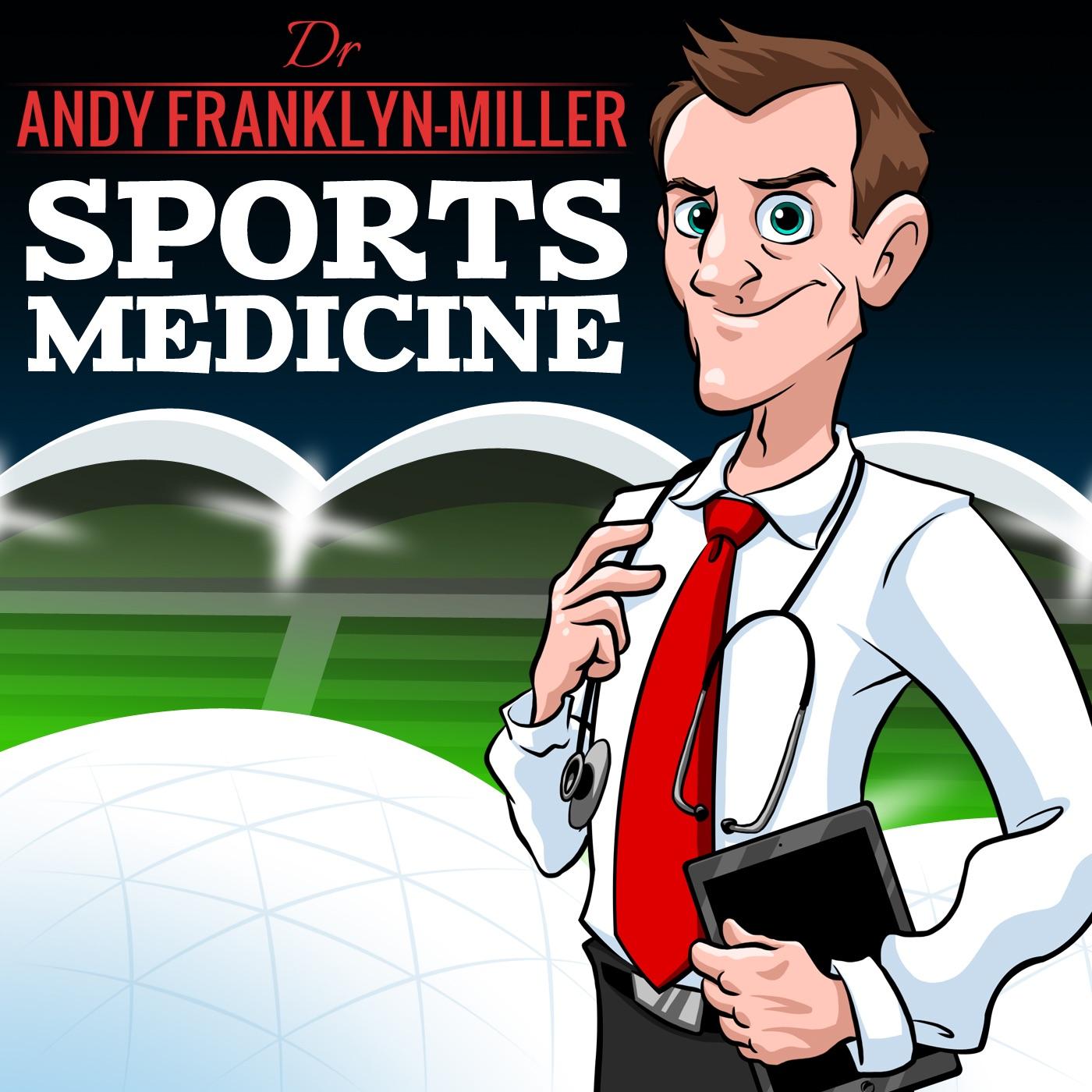 Dr Andy Franklyn-Miller Sports Medicine
