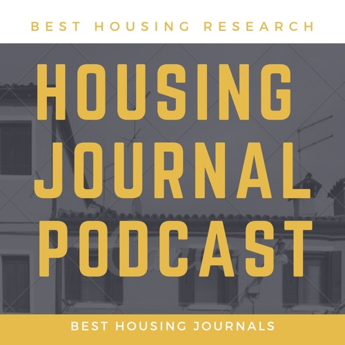 International Journal of Housing Policy's avatar