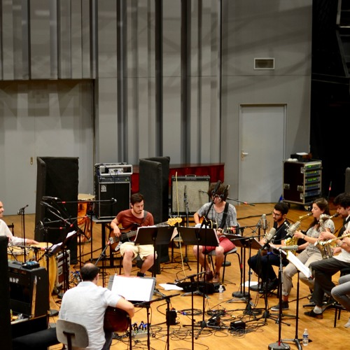 Berouali Mezmoum (Trans-Galactic Arabic Music Orchestra) by