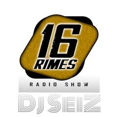 16 Rimes Radio Show