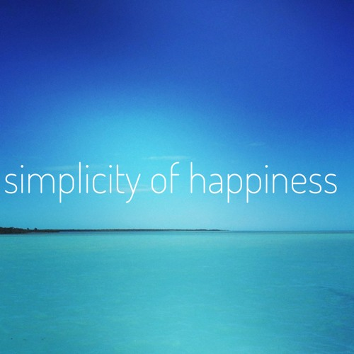 simplicity of happiness's avatar