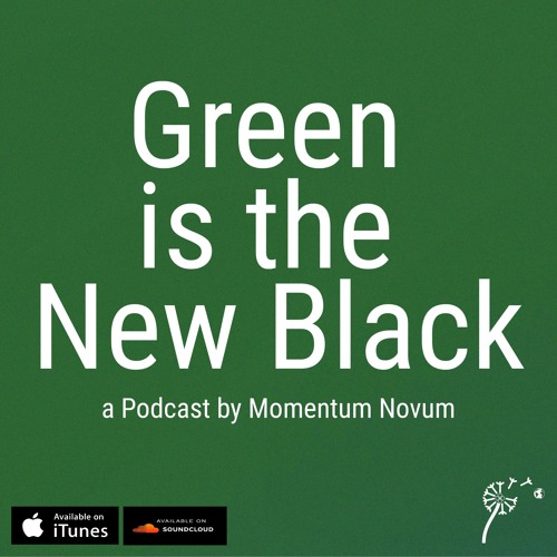 Green Is The New Black podcast's avatar