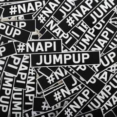 #napijumpup