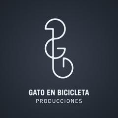 Gato en Bicicleta