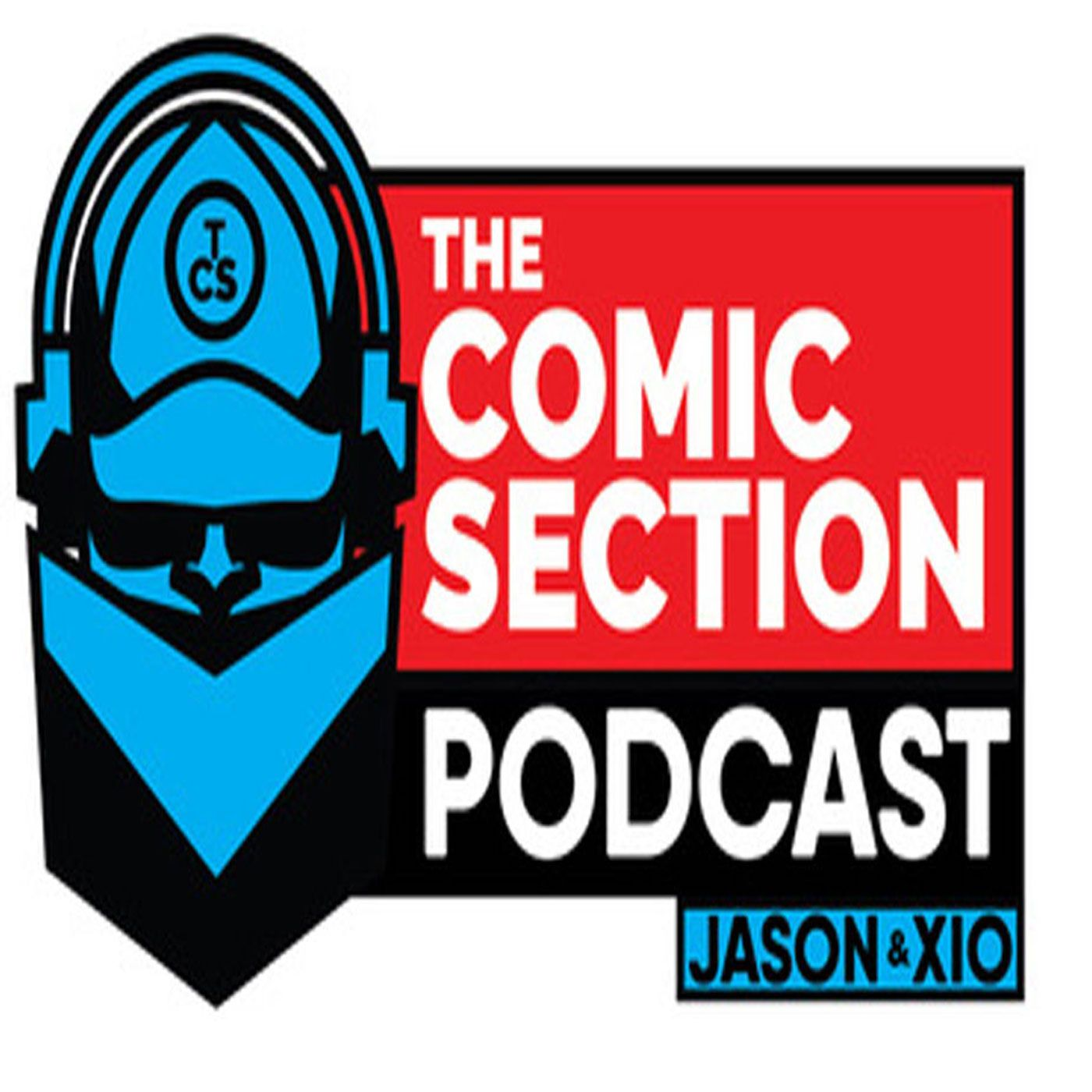 The Comic Section Podcast