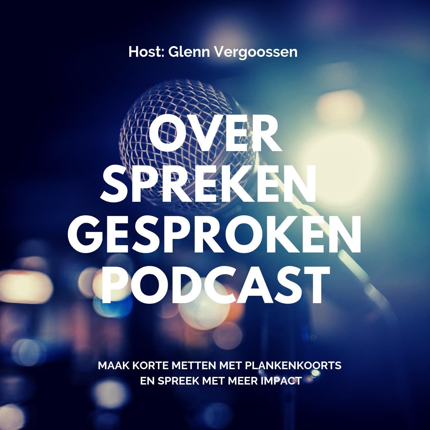 Over Spreken Gesproken Podcast logo