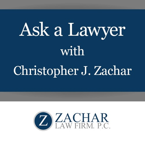 Ask A Lawyer with Christopher J Zachar's avatar