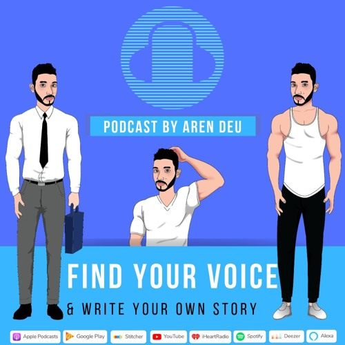 Find Your Voice Podcast's avatar