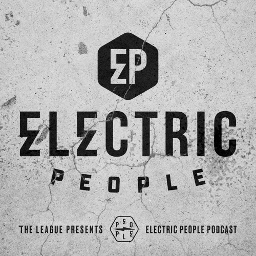 ELECTRIC PEOPLE PODCAST's avatar