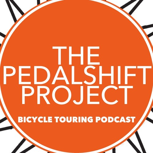 The Pedalshift Project: Bicycle Touring Podcast's avatar