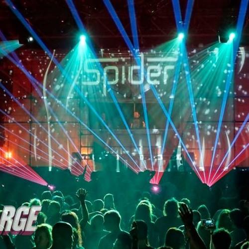 Mixcd dj Spider oktober 2012