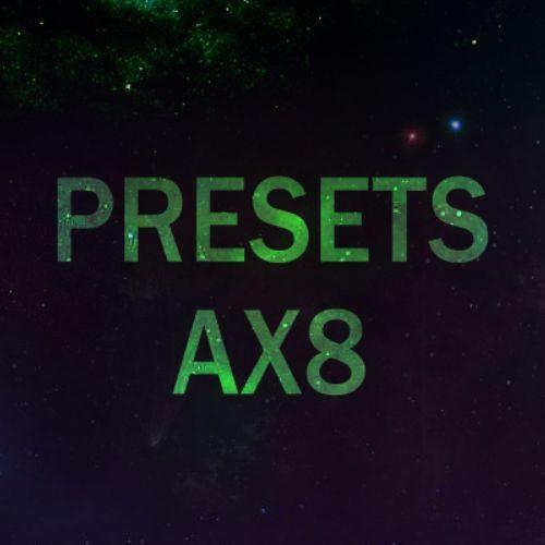 Presets: Fractal Audio / AX8's avatar