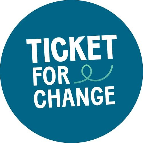 Ticket for Change's avatar