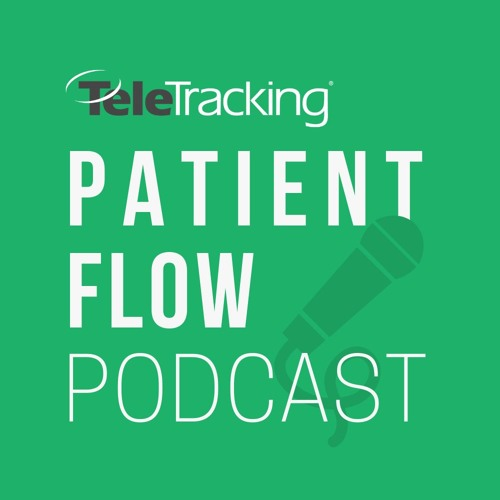 TeleTracking Patient Flow Podcast's avatar