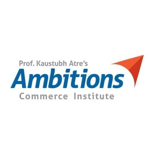 Ambitions Commerce Institute Pvt. Ltd.'s avatar