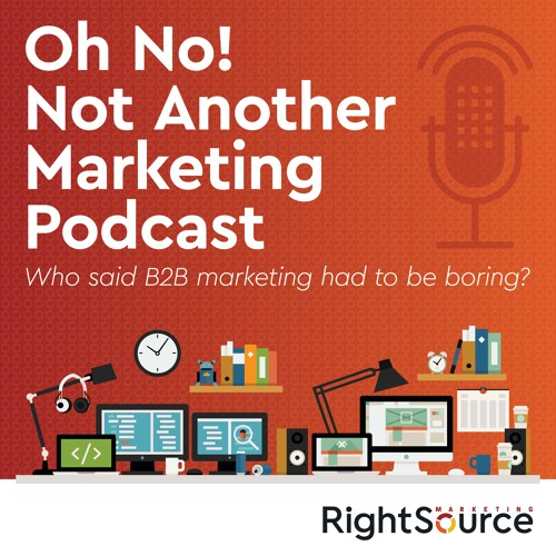 Oh No! Not Another Marketing Podcast's avatar