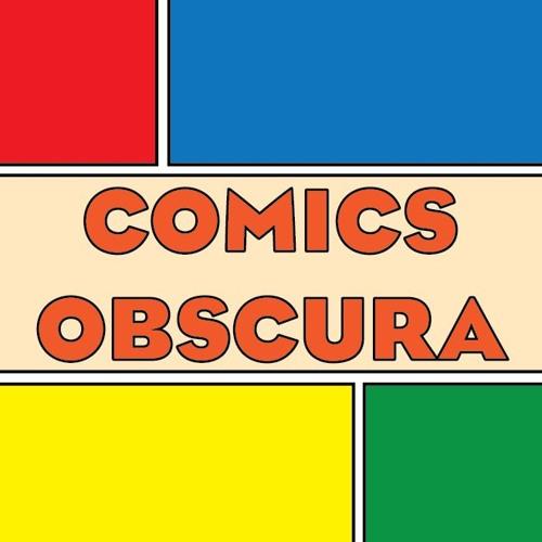 Comics Obscura Podcast's avatar
