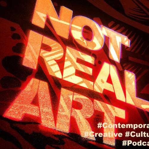 NOT REAL ART: Podcast's avatar
