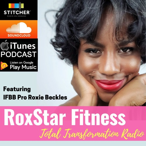 IFBB Pro Roxie Beckles's avatar