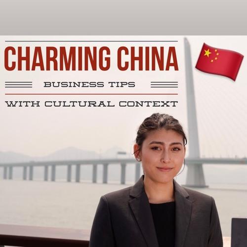 Charming China Podcast's avatar