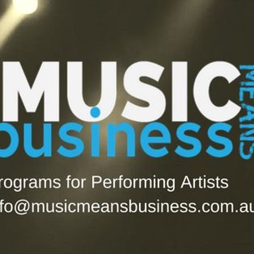 MusicMeansBusiness's avatar