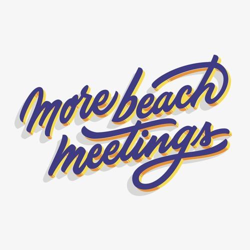More Beach Meetings's avatar
