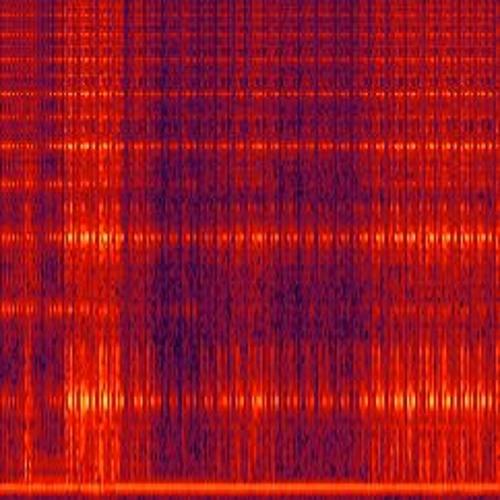 Test audio track for radio