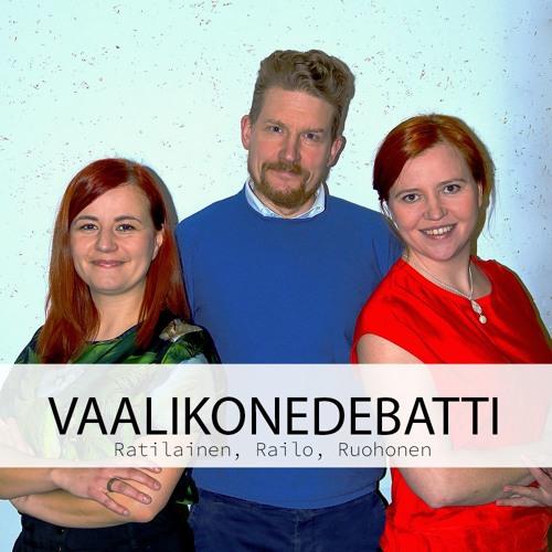 Vaalikonedebatti's avatar