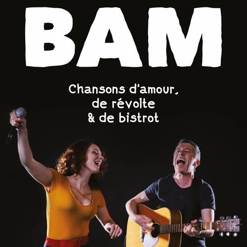 BAM, chansons d'amour, de révolte et de bistrot's avatar