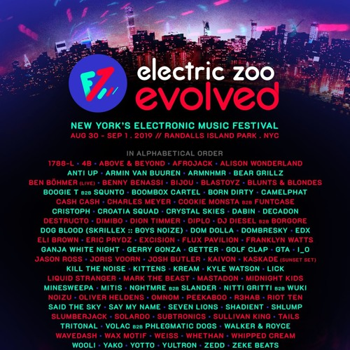 Electric Zoo Festival's avatar